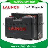 2017 новый выпущенный блок развертки старта X431 Diagun IV наиболее наилучшим образом автомобильный диагностический с 2 летами свободно уточняет блок развертки Кодего X-431 Diagun IV