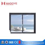 Puerta deslizante resistente del estándar europeo con el vidrio Tempered