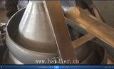 Bolas redondas más redondas de la pasta de la pasta cónica que hacen la máquina