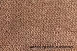 Tessuto da arredamento tinto pianura del sofà della tessile della famiglia dell'assestamento del poliestere