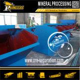 Fábrica mineral al por mayor del equipo minero de la maquinaria del separador de la flotación del proceso del mineral