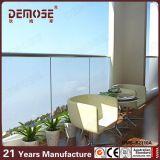 목제 Decking 안전 유리 난간 (DMS-B2110)