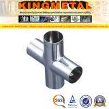 BS4825十字のステンレス製の衛生管付属品