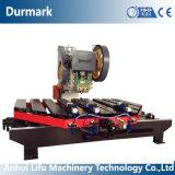 Máquina delantera abierta de la prensa de potencia de la prensa de acero de aluminio del orificio de J21s-120ton