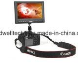 8 moniteur de l'affichage à cristaux liquides HD de pouce pour l'appareil-photo