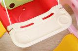 Diapositiva plástica de interior al por mayor con el aro del balompié y de baloncesto (HBS17019C)