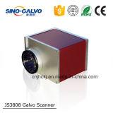 Alta velocidad Js3808 Cabeza profesional de Galvo para el equipo de corte del laser