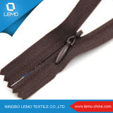 # 3 Ykk Color Invisible Zipper com Auto Lock Slide