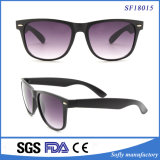 상한 OEM 색안경 자주색 렌즈 일요일은 Retro 색안경을 차광한다