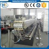 PP LDPE HDPE 플라스틱 원료 작은 알모양으로 하기 기계