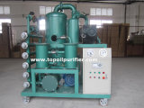 Doppeltes Vakuum verwendete dielektrische Öl-Transformator-Schmierölfilter-Maschine (ZYD-150)