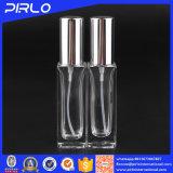 bouteille en verre cosmétique de forme de 30ml 1oz d'atomiseur carré de parfum