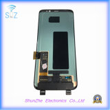 Telemóvel Smart Smart Phone Screen LCD para Samsung S8 Edge Displayer G9500 G950f