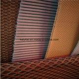 100%년 폴리에스테 날실에 의하여 뜨개질을 하는 3D 공기 메시 직물