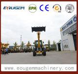 Chargeur télescopique de roue de boum d'Eougem T2000 2ton à vendre