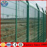 Frontières de sécurité discordantes d'aéroport de chemin de fer galvanisées par zinc lourd