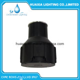 1W IP67 220VAC Tiefbau-LED Licht des Aluminium-