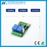 2-Channel 12V Code d'apprentissage Univesal RF Remote Control Switch