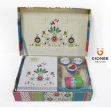 Boîte-cadeau fabriquée à la main de carton pour des enfants