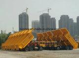 オフロードワイドボディの60トン鉱山のダンプトラック