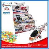 Het Stuk speelgoed van de Helikopter van het Stuk speelgoed van het beeldverhaal met Suikergoed