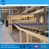 Produção da placa de gipsita - 2 milhões de saída anual dos medidores quadrados