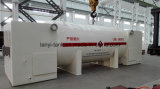25000L 20FT de la alta calidad del tamaño grande de acero inoxidable del tanque de contenedores con válvulas de la alimentación humana, Petróleo