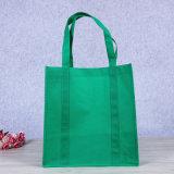 Eco содружественное рециркулирует Non сплетенный деталь промотирования хозяйственной сумки