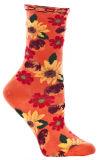 Носки обжатия женщин для одевать