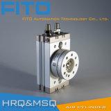O cilindro giratório do ar da série de Msq aplica-se ao ISO