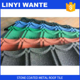 Mattonelle di tetto rivestite del metallo della pietra classica