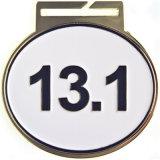 Medaglia d'ottone antica di maratona del metallo di sport