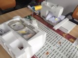 Het Borduurwerk van het huis en Naaimachine voor het Gebruik Wy960 van het Huis