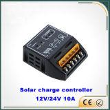 Batterie-und des Sonnenkollektor-PWM Solarladung-Controller anschließen