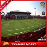 Kunstmatig Gras 50mm van de Voetbal Synthetisch Gras voor de Hoogte van de Voetbal