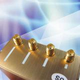 Beweglicher Gpsl1 3G Mobiltelefon-Signal-Hemmer mit goldener Farbe