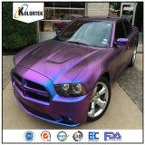Автомобильный пигмент цвета хамелеона краски