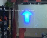 """luz de advertência da segurança clara azul do Forklift do feixe de 5.5 de """" setas do diodo emissor de luz 80V 10W"""