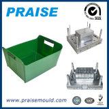 Molde vegetal plástico da caixa da injeção profissional, molde vegetal plástico da caixa