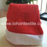 Chapéu vermelho do partido do chapéu de Santa do festival por atacado