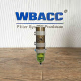 In het groot Highquality Dieselmotor Water Filter 1000fg met Cartridge 2020pm Separator Fuel Water Separator met Heater
