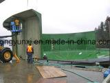 De douane Gevormde Tank van de Vissen van de Glasvezel