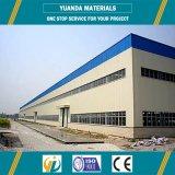 Struttura d'acciaio del blocco per grafici dello spazio per il magazzino industriale
