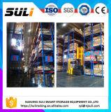 Défilement ligne par ligne lourd de palette pour les solutions de stockage industrielles