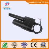 actuador linear del motor eléctrico del motor de la C.C. 12/24/36/48V