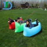最上質浜のLoungerの屋外のための膨脹可能なソファーの空気ベッド