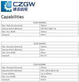 Eje no estándar modificado para requisitos particulares del engranaje del engranaje de transmisión para la varia maquinaria
