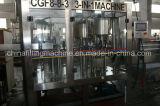 Máquina de rellenar automática de la instalación de producción del agua mineral