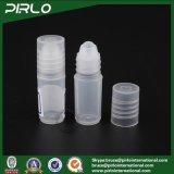 крен цвета 3ml Translucid пластичный на крене Deodorant PP бутылки пустом пластичном косметическом на крене эфирного масла бутылки на бутылках
