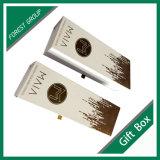 Kundenspezifisches Haar-Extensions-Geschenk-Kasten-Verpacken